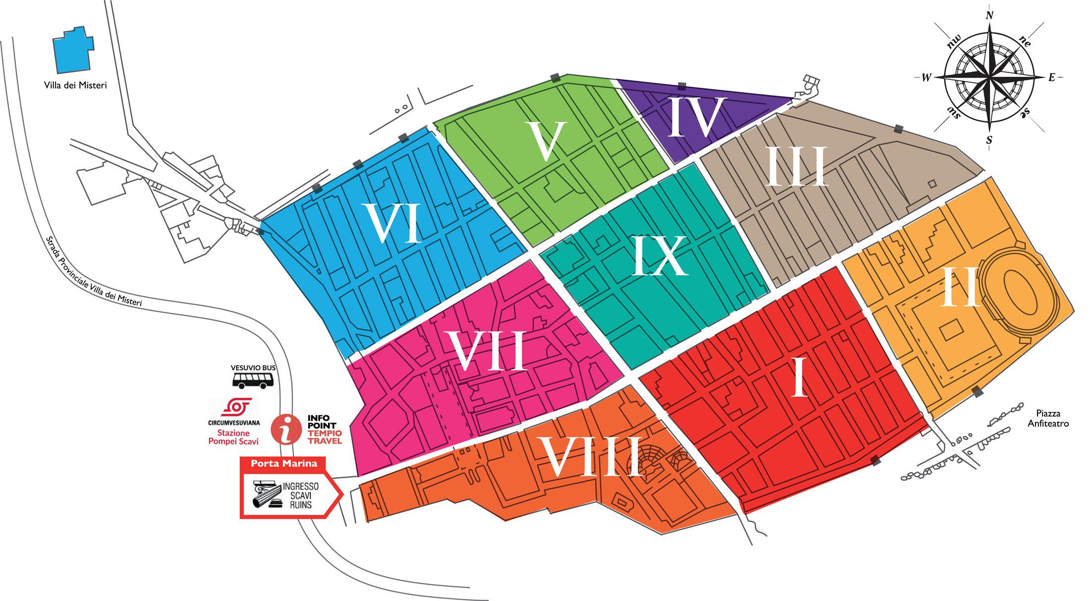 Mappa ITA